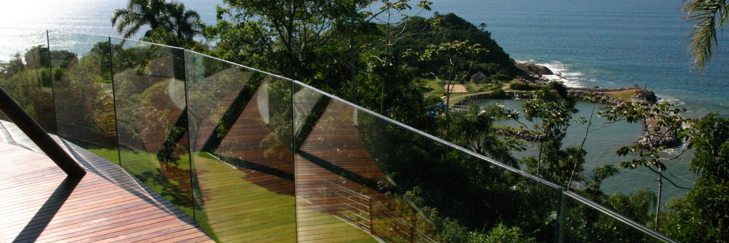 glass balustrade for balcony