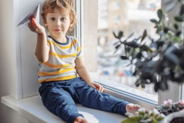 How to make your windows and doors safe for children