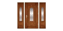Made-to-measure wooden doors supplier