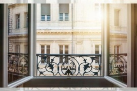 Windows from the world. Part II: French windows