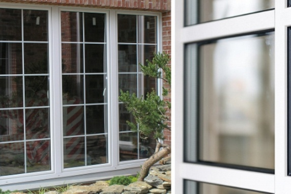 Glazing bars - industrial touch to your windows