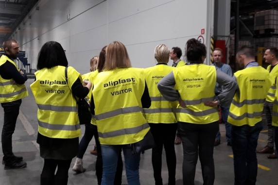 Staff training: Aliplast