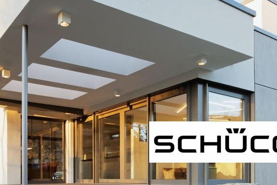 Schüco windows - 11 years guarantee